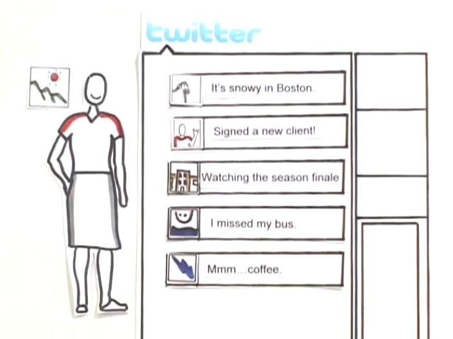 コモンクラフトによるTwitterの説明
