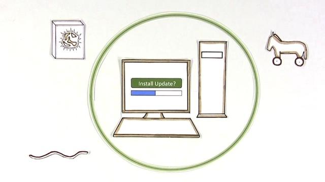 Les virus et menaces informatiques - Expliqués par Common Craft