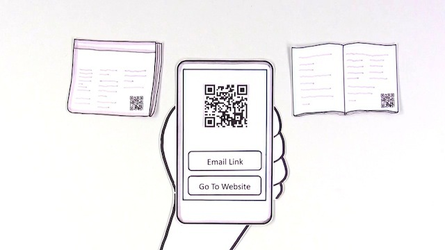 QR-Codes Erklärt von Common Craft