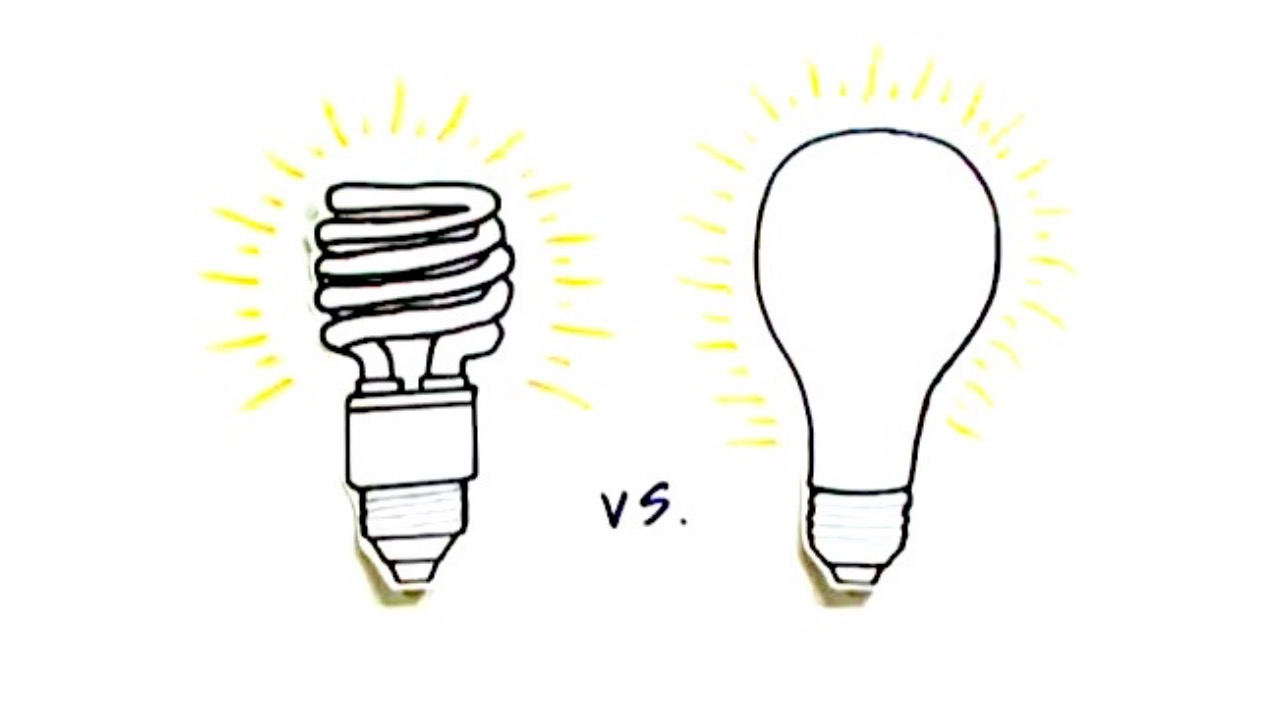 CFL Light Bulbs Explained by Common Craft (VIDEO)